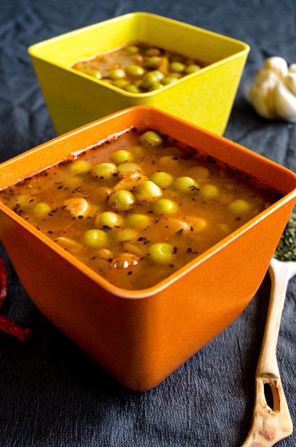 Green Lentil Soup Recipe