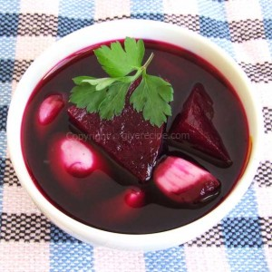 Beetroot Pickle Recipe