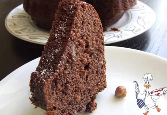 Cake with Cacao