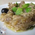 Eggplant/Aubergine Salad Recipe