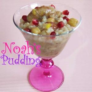 Noah Pudding