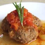 Meatballs with Tomato Paste Recipe (Salçalı Köfte Tarifi)