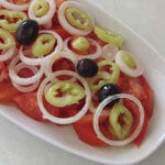 Quick Tomato Salad Recipe thumbnail