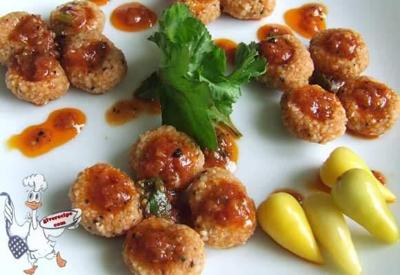 Turkish Style Homemade Gnocchi with Bulgur