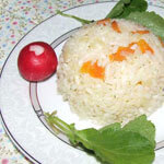 Rice with Carrot thumbnail