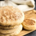 Bazlama Bread | giverecipe.com | #bread