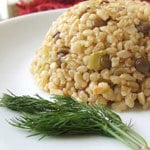 Bulgur Pilaf with Green Lentil thumbnail