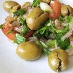 Green Olive Salad For Breakfast thumbnail