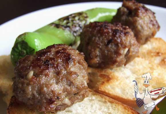 Meatballs Classic | giverecipe.com