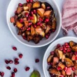 Spiced Apple Compote Recipe