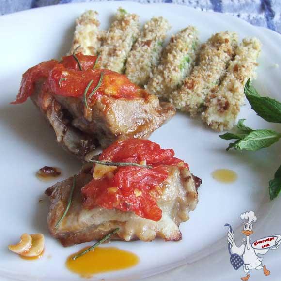 Lamb with Tomato