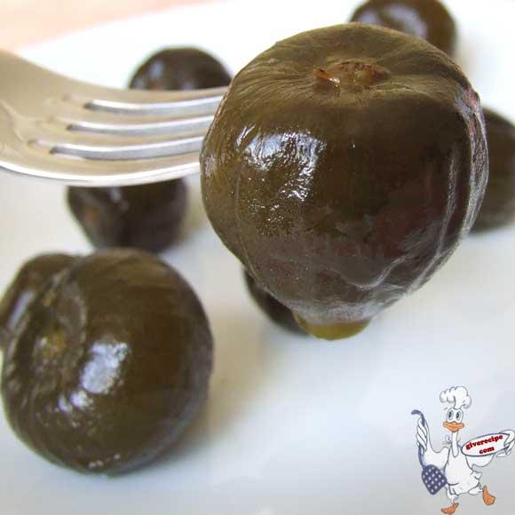 Unripe Fig Jam