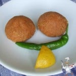 Stuffed Bulgur Kofte Video