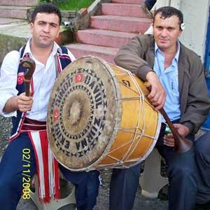 drumandhorn