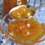 Yellow Cherry Jam Recipe