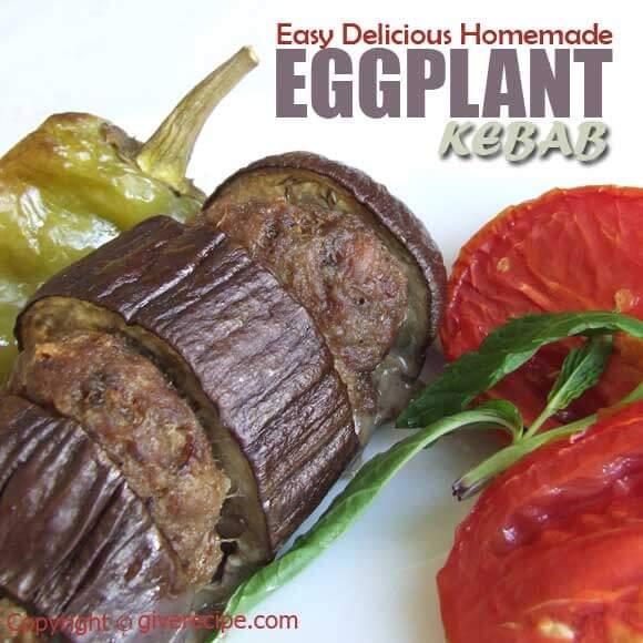 Eggplant Kebab