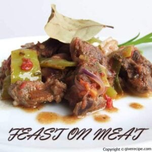 Sauteed Meat Ramadan 6