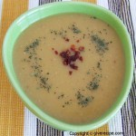Red Lentil Soup | giverecipe.com
