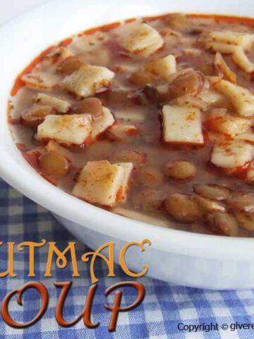 Tutmac Soup | giverecipe.com