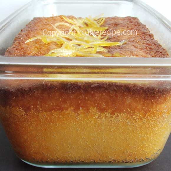 Lemon Cake | giverecipe.com