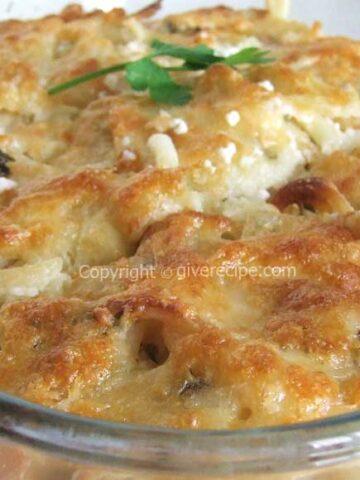 Pasta in Oven | giverecipe.com