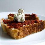 Turkish Acuka Breakfast Spread