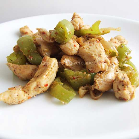 Sauteed Chicken