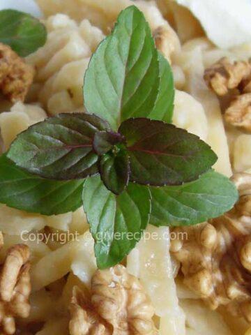 Homemade Pasta | giverecipe.com
