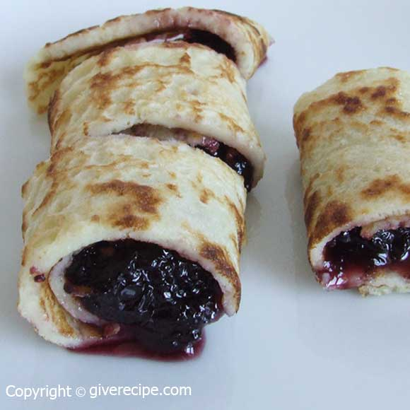 Crepes | giverecipe.com