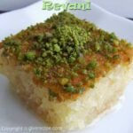 Revani | giverecipe.com