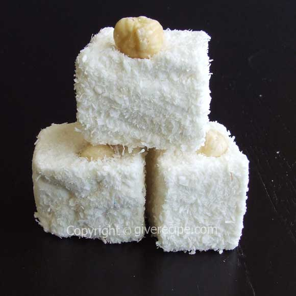 Turkish Delight Lokum | giverecipe.com