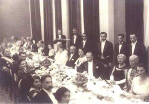 Dining Invitations Of Ataturk Published Into A Book