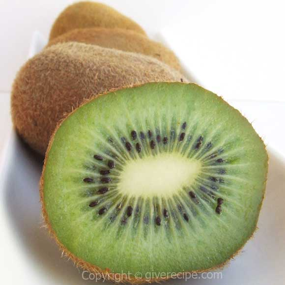 Eat Two Kiwis A Day | giverecipe.com