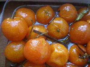 Tangerine Jam On The Market Soon | giverecipe.com