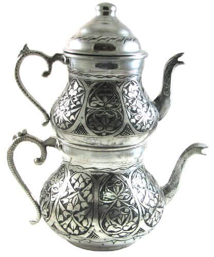 teapot Turkish Tea