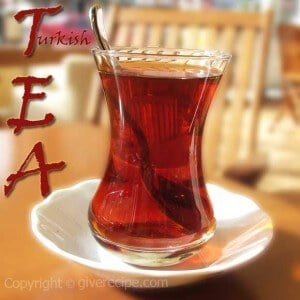 Turkish Tea | giverecipe.com