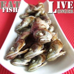 Eat Fish Live Longer | giverecipe.com