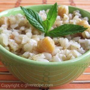 Wheat Pilaf