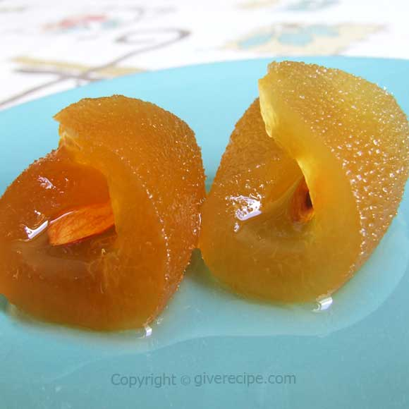 Bitter Orange Peel Jam | giverecipe.com