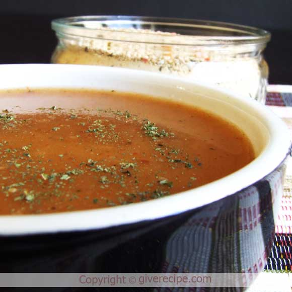 Homemade Dried Soup | giverecipe.com