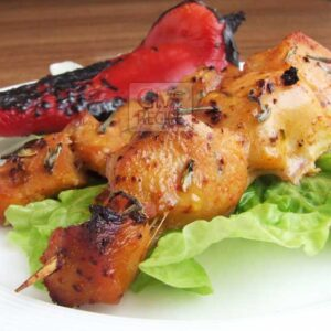 Chicken Skewers | giverecipe.com