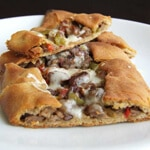 Pide Stuffed With Beef thumbnail