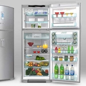 Protect Your Refrigerator From Bacteria | giverecipe.com