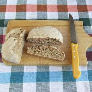 Easy Whole Wheat Bread | giverecipe.com