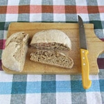Easy Whole Wheat Bread thumbnail