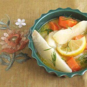 Celery Root Stew