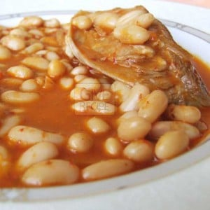 The Best Turkish Beans | giverecipe.com