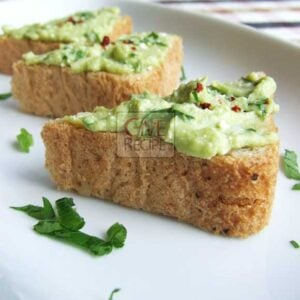 Avocado And Cheese Dip