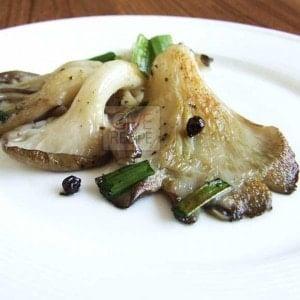 Fried Oyster Mushroom