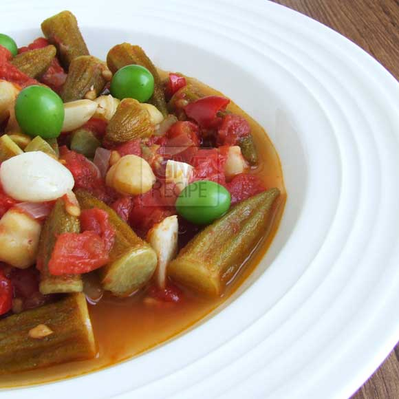 okra with verjuice1